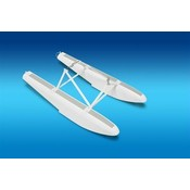 Cessna 1/5 Scale Super Class Floats Kit