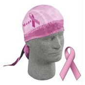Flydanna®, 100% Cotton, Breast Cancer Hope