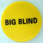 Big Blind Button 2&quot; Diameter