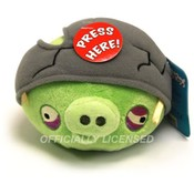 5&quot; Angry Birds Helmet Pig with Sound &amp;amp; Officially