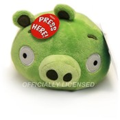 "5"" Angry Birds Piglet with Sound & Officially Lice"