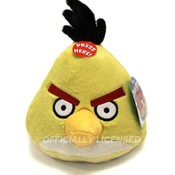 "8"" Angry Birds Yellow Bird with Sound & Officially"