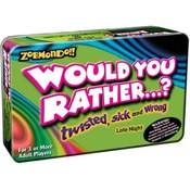 Zobmondo!! Would You Rather...? Adult Game
