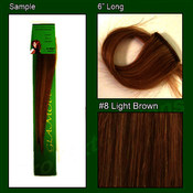 #8 Light Brown Sample