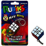 Rubik's Cube Key Ring Wholesale Bulk