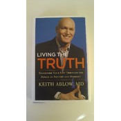 Hard Cover Book, &quot;Living The Truth&quot;