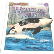 Whales And Dolphins Hard Cover Book