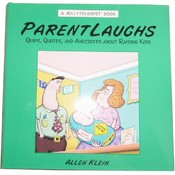 Hard Cover Book, Parent Laughs