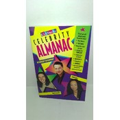 Celebrity Almanac Paper Back Book