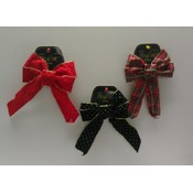 3 Assorted Christmas Bows