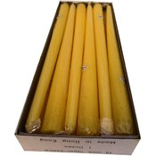 Candles, Yellow Taper - 12""
