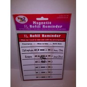 Magnetic Prescription Refill Reminder