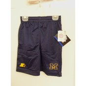 Boy&#39;s Shorts, Michigan Wolverines (Team Starter)