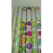 Gift Wrap Rolls- Every Day Styles