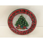 Holiday Dessert Plates - 8ct