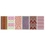 Stuffies Tribal Print Pocket Tissues