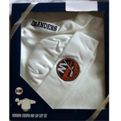 New York Islanders 2 Piece Infant Gift Set