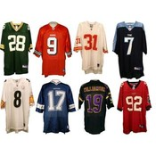 NFL Mens Past Player Replica Jersey Mix