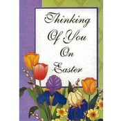 20 Design Easter Cards Assortment