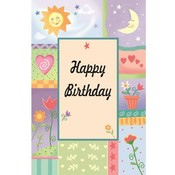 General Birthday Card Asst.