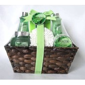 6pc Olive Scent Bath Gift Set