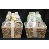 5pc Kiwi & Jasmine Scents Bath Gift Set