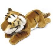 Russ Yomiko Plush Brown Tiger