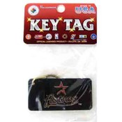 Houston Astros Plastic Key Ring