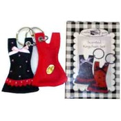 Scented Key Chain - 2 Pack