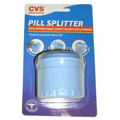 CVS Pill Splitter With Storage