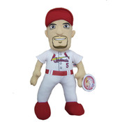 Albert Pujols 14 inch Bleacher Creature Plush