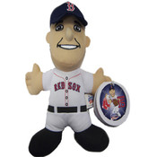 Dustin Pedroia 7 inch Bleacher Creature Plush