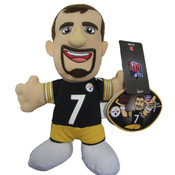 Ben Roethlisberger 7 inch Bleacher Creature Plush