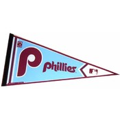 Philadelphia Phillies Pennants 2 Wholesale Bulk