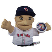 Dustin Pedroia Puppet Bleacher Creature Plush