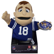 Peyton Manning Puppet Bleacher Creature Plush