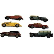 "4"" Classic  Car Magnets Assorted"
