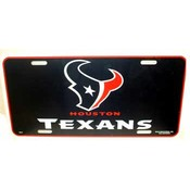Houston Texans Logo W/ Wordmark Tag