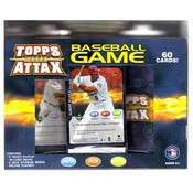 2011 Topps Attax MLB Starter Set 12 Per Case