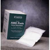 Caring ABD/Combine Sterile Pads 5&quot; x 9&quot;