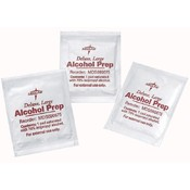 Alcohol Prep Pads and Swabsticks Wholesale Bulk