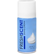1.5 oz Freshscent Aerosol Shave Cream