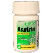 Adult Low Dose 81mg Aspirin