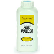 Freshscent 4 oz Foot Powder