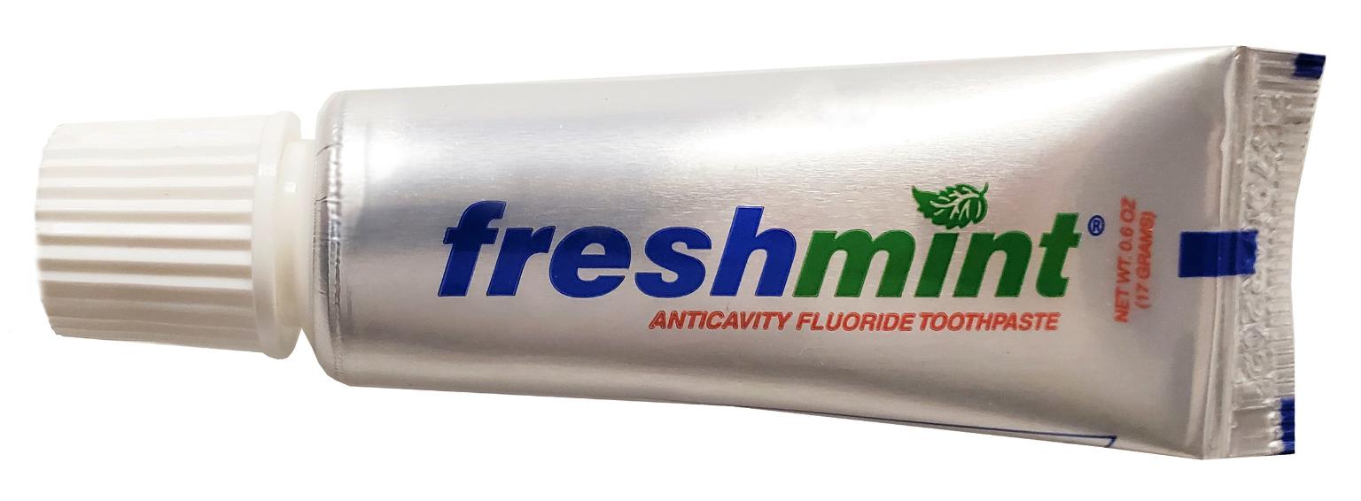 Freshmint Anti-Cavity TOOTHPASTE .6 oz (56811)