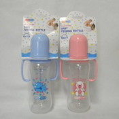 8oz Baby Bottle with Handle BPA Free