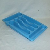 Cutlery Tray.Plst Assorted color