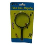 3In/75Mm Glass Magnifier