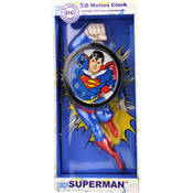 Superman Motion Clock Wholesale Bulk