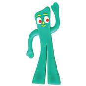 Gumby Mini 3in Bendable Wholesale Bulk